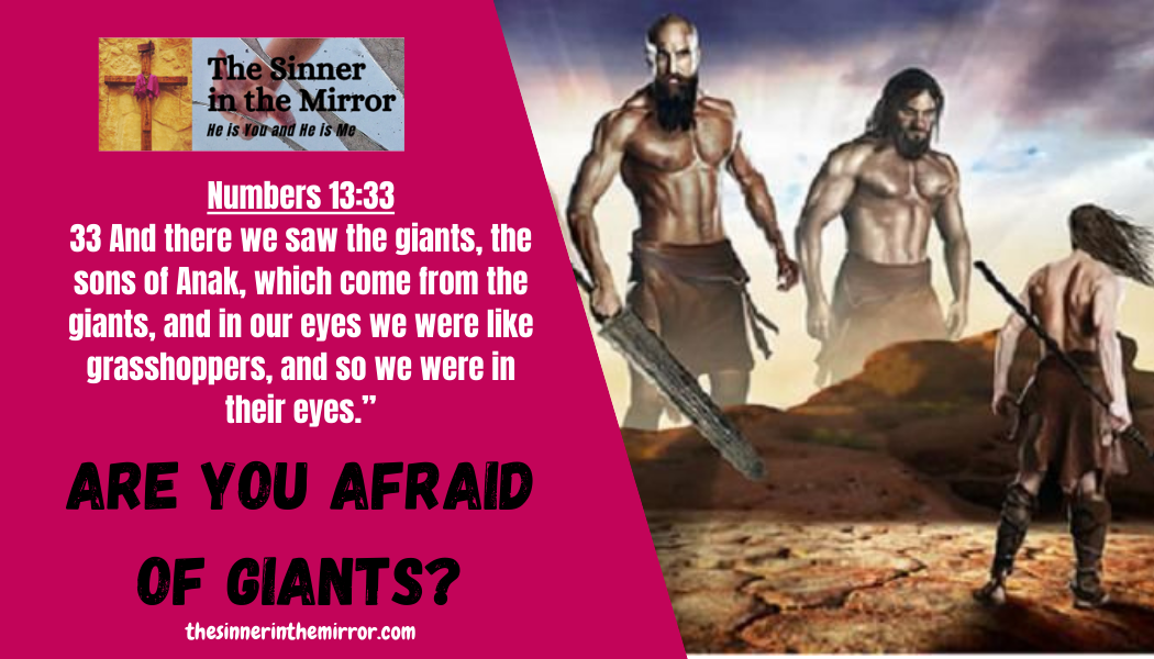 Are you afraid of Giants