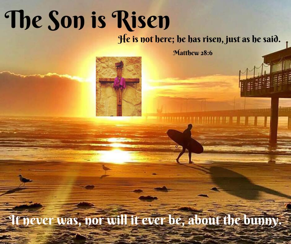 Matthew 29:6 He is not here