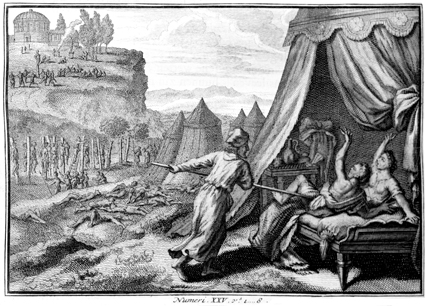 zeal of phinehas