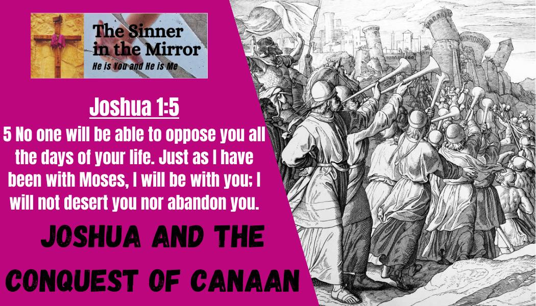 Joshua conquers Canaan