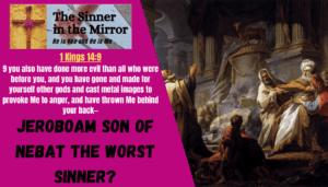 Jeroboam Son of Nebat