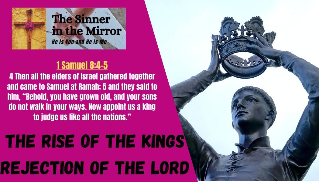 first King of Israel