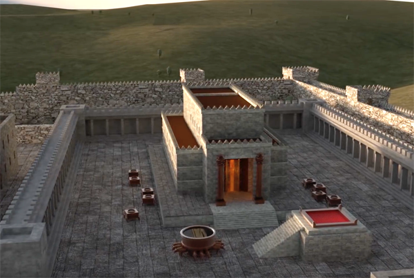 king Solomon's Temple - Solomon the wisest man who ever lived?