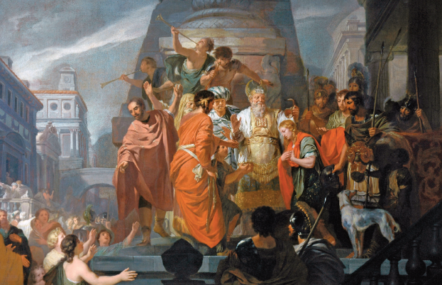 the anointing of solomon king of israel